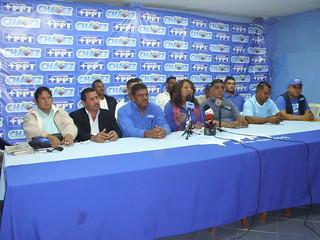PPT saldrá a las calle para conmemorar el 23 de enero