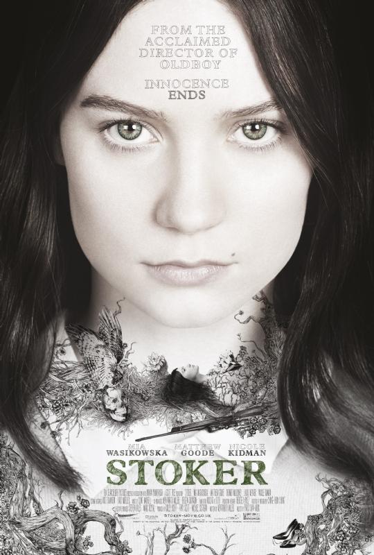 Stoker Poster 01