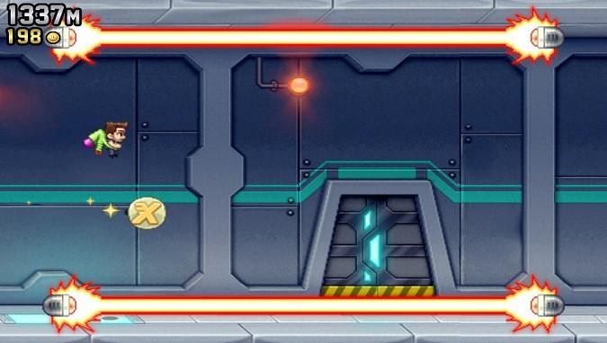 InNeR Gaming: Game Review | Jetpack Joyride