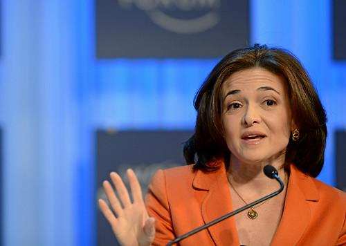 Women in Economic Decision-making: Sheryl Sandberg