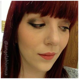 Thursday's Drugstore Makeup