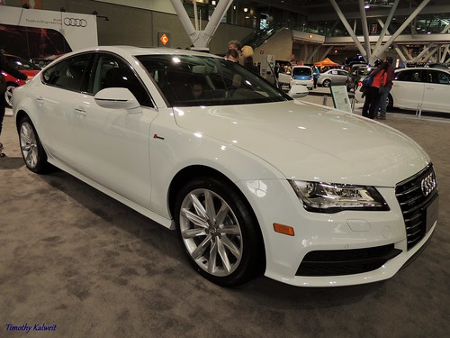 carspyphoto 2013 audi a7 ibis white. Black Bedroom Furniture Sets. Home Design Ideas