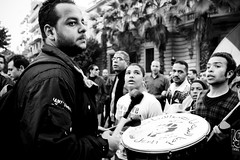Drumming to the beats of the revolution