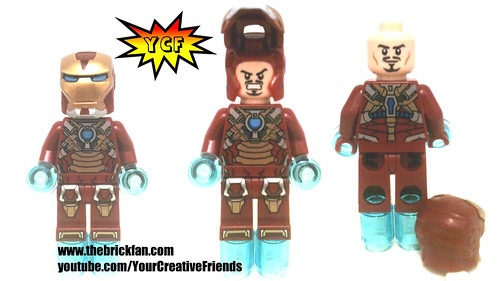 LEGO Marvel Super Heroes 2013 Iron Man