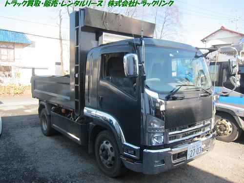 いすゞ : いすゞ フォワード ダンプ 型式 : trucklink.co.jp