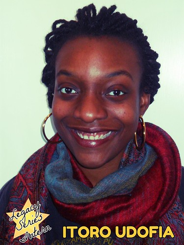 EDIT: Itoro Udofia: First dedicated intern for POCZP's Legacy Series (Spring 2013)