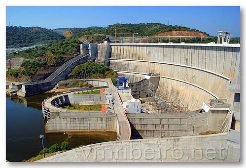 Barragem de Alqueva by VRfoto