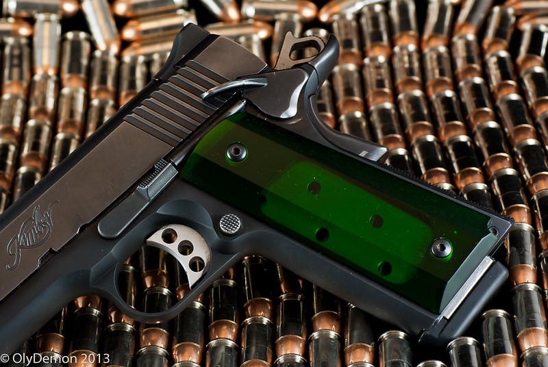 1911 Gun Grips