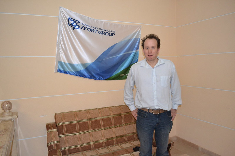 Ronald Kok at Zfort Group (2013)