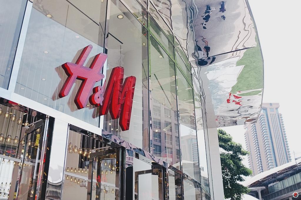 H&M Bukit Bintang