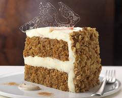 carrot cake, baked goods, food, icing, dish, dessert,