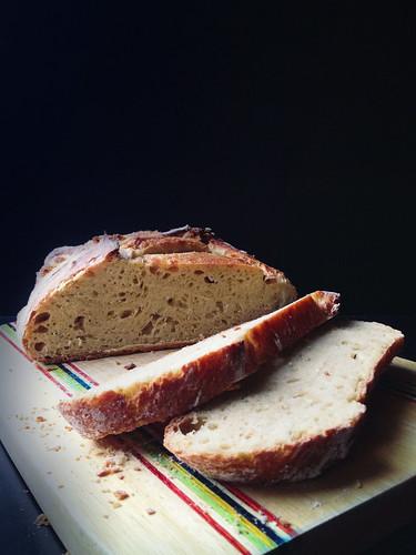 No Knead Einkorn Bread 3
