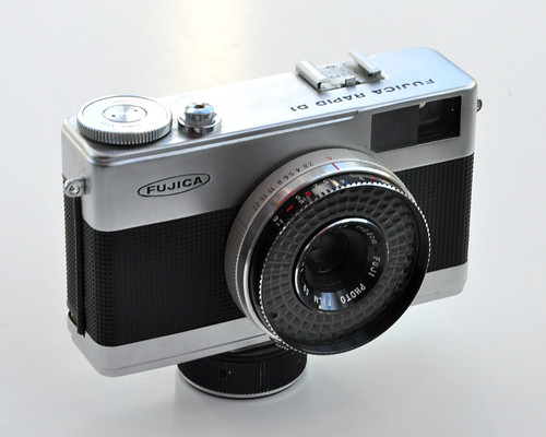 Fujica Rapid D1 by pho-Tony