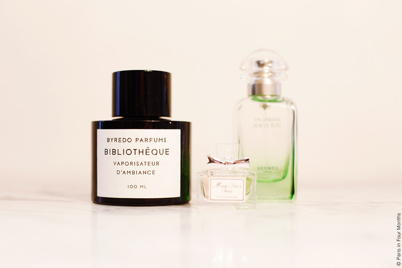 Favourite things by Carin Olsson (Paris in Four Months)