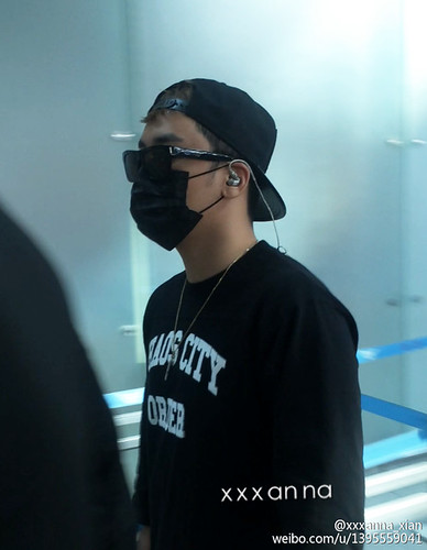 Big Bang - Incheon Airport - 24sep2015 - xxxanna_xian - 08