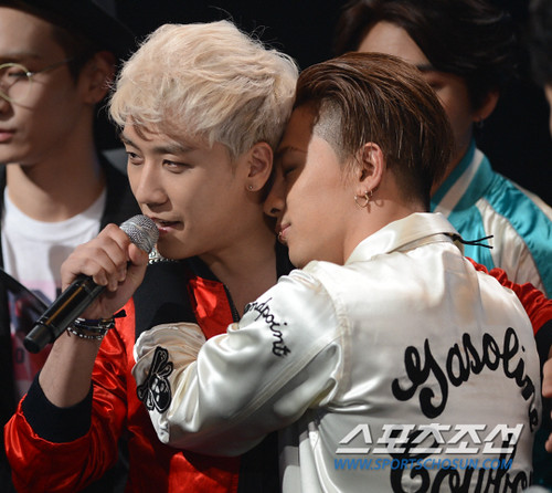 Big Bang - Mnet M!Countdown - 07may2015 - Sports Chosun - 11