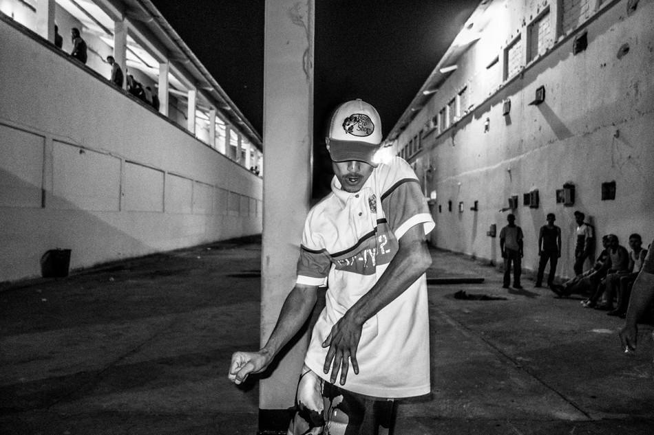 邊緣文化/委內瑞拉最危險監獄—牆內的混沌與罪惡6