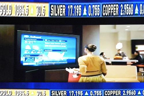 gold silver copper