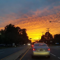 #sunset #nofilter
