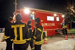Schiffs-Quarantäne Biebrich 07.12.12