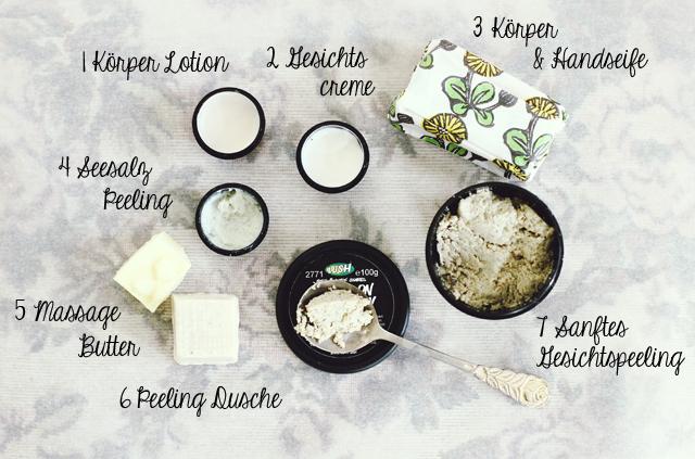Lush Produkte lush kiel kielerleben kiel blog lush bestseller lush test