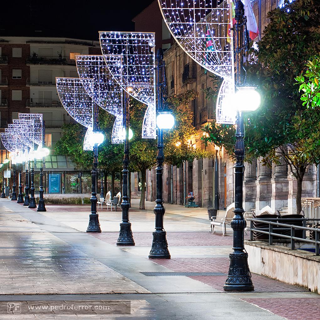 Navidades Torrelavega 2012 - una pequeña pausa