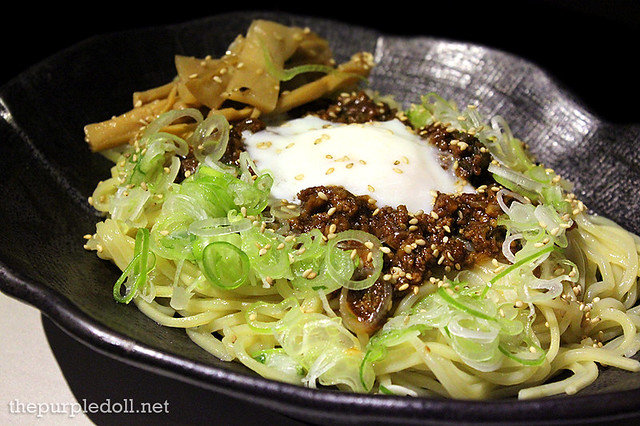 Jajamen with Soft-Boiled Egg P395