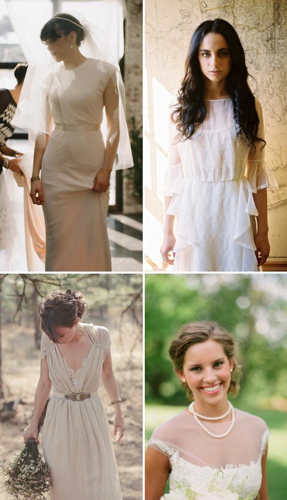Wedding Gowns via Lovestru.ck