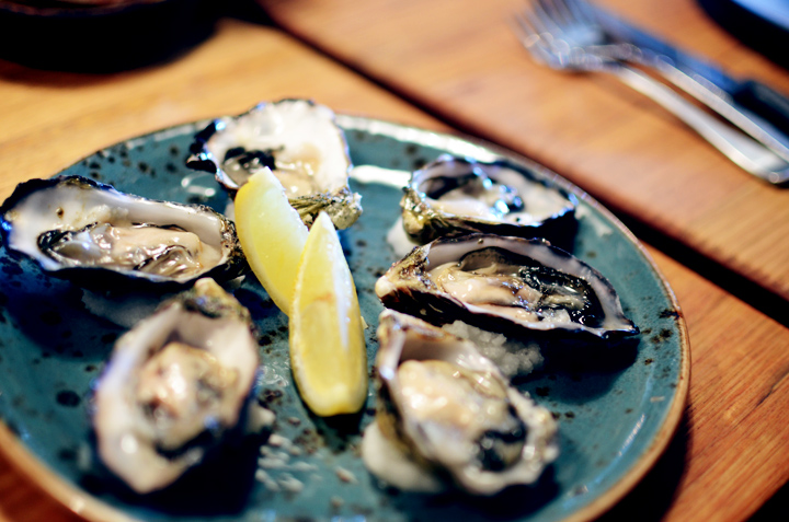 oysters hotn