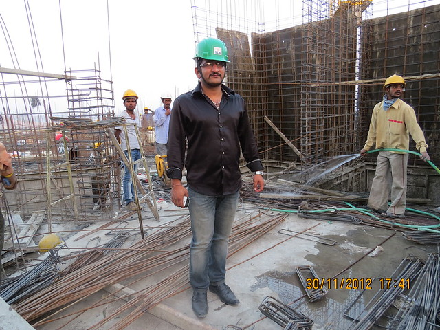 Mr. Vinay Ghule, Partner, Shree Laxmi Associates at Sangria Towers, Megapolis, Hinjewadi Phase 3, Pune