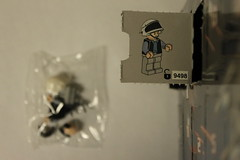 LEGO Star Wars 2012 Advent Calendar (9509) - Day 18: Rebel Trooper