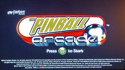 PinballArcadeStartScreen