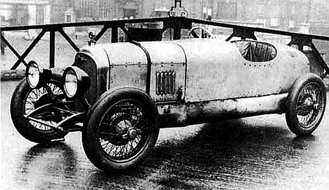 1928 Marendaz 11/55 Monthlery Record Car