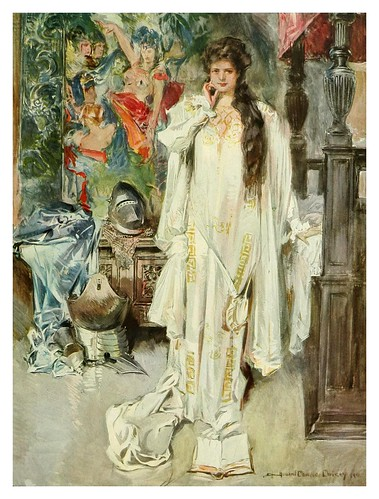 019-La princesa-1911- Howard Chandler Christy