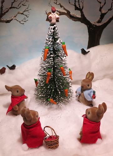 Flopsy, Mopsy, Cotton-tail and Peter and the Fir Tree  1/2