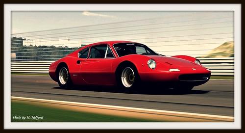 1969 Ferrari Dino 246 GT by Papa Borgia 74