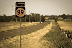 Kansas Highway 99 to Emporia