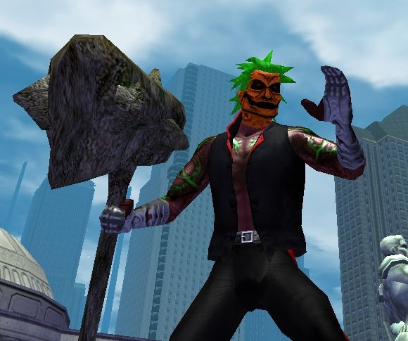 city of heroes jacko lantern