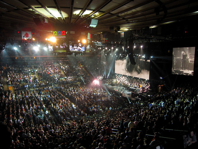 Roger Walters Pink Floyd Concert For Hurricane Sandy