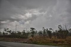 Rain Over Lansdown