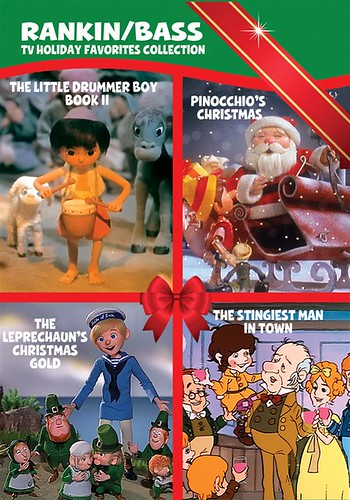 Hanna Barbera Christmas Dvd.Hanna Barbera And Rankin Bass Christmas Specials Dvd Review
