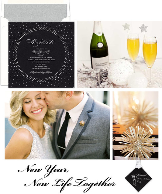 New Years Eve Engagement Party