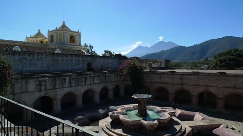 Convento La Merced - Antigua, Guatemala