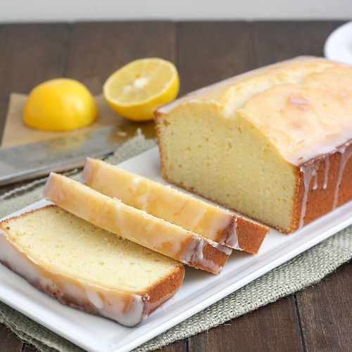 Meyer Lemon Pound Cake | Tracey's Culinary Adventures