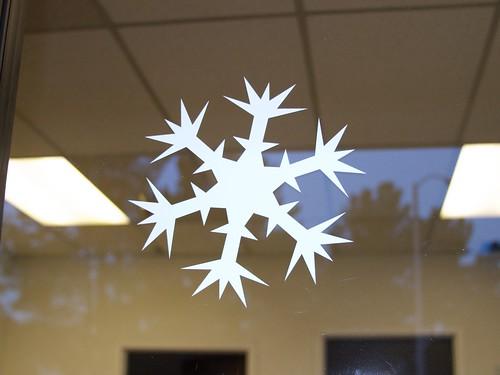 CNC Snowflakes 19