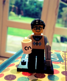 Nerd Lego for pip!