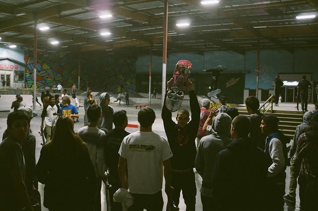 Active Night @ The Berrics!