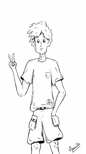sketch by namita_kumar