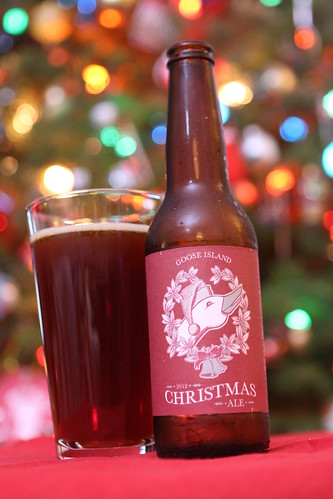 Goose Island Brewery Christmas Ale (2012)