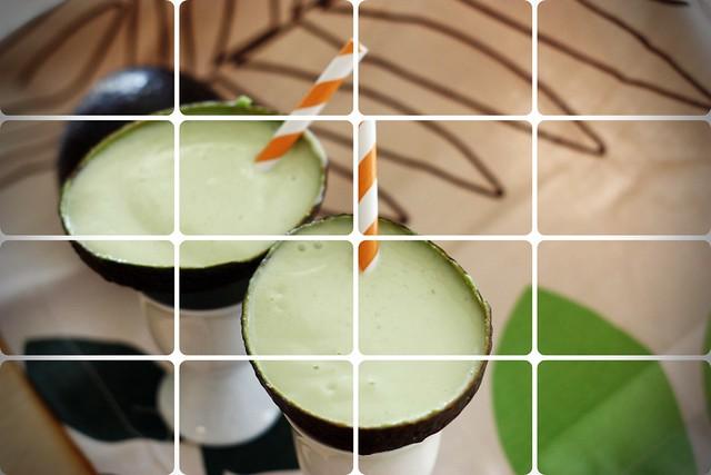Avocado Soy Shake 酪梨豆奶 10